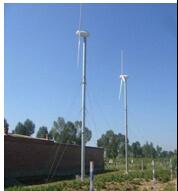 15kw solare e centrale elettrica ibrida del vento con le parti complete