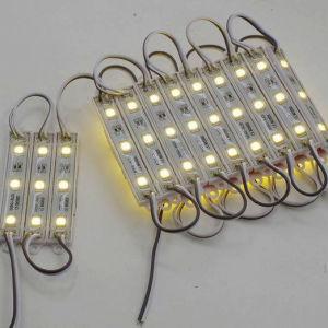 Resina epóxi IP65 3LEDs 5050 Módulo LED SMD