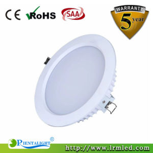 China Fabricación Indoor Lámpara de techo LED regulable de 7W de luz hacia abajo