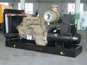 Trifásico Gerador Diesel do Motor Cummins