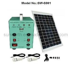 Solar 4W Sistema de casa--Nueva (S901)