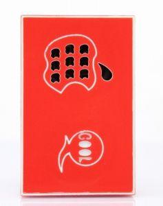 TF FM к прикуривателю случае динамика, сотовый телефон динамик