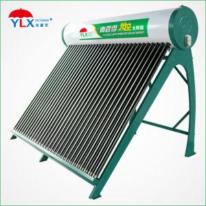 Использования солнечной энергии для нагрева воды