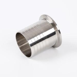 Accoppiamento di tubo flessibile sanitario del capezzolo del tubo flessibile dell'acciaio inossidabile