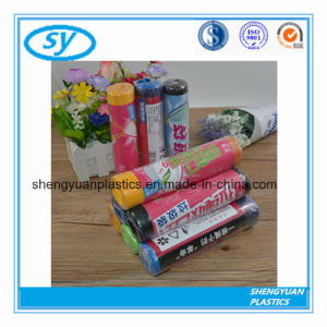 LDPE de couleur de haute qualité sac à ordures en Chine