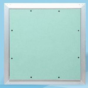 Trappe de gypse de plafond d'humidité/panneau d'accès au plafond