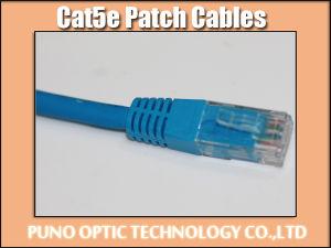 23AWG Cat5e condutores de cobre sólido patch cord de FTP