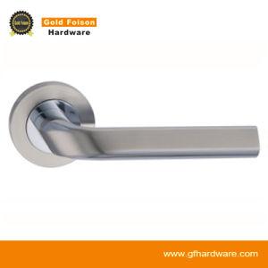 로즈 (R101-Z017)에 고품질 아연 합금 문 손잡이