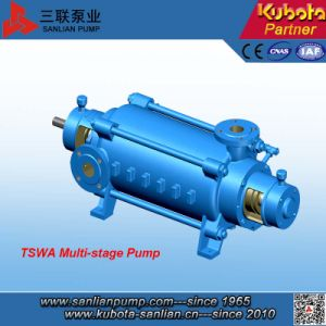 세륨 Approved를 가진 고압 Multistage Boiler Feed Water Pump