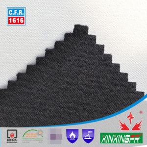 Xinxingfr 220GSM 100% хлопок трикотаж негорючий материал блокировки