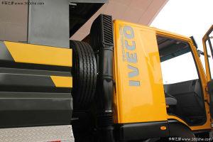 Iveco 430HP de Prijs van de Vrachtwagen van de Stortplaats van de Kipper