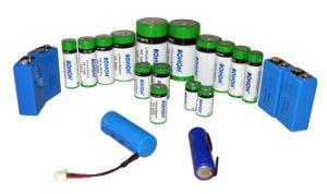 3.6Vサイズ14000mAhのリチウムイオン電池Lisoci2電池(ER34615M)