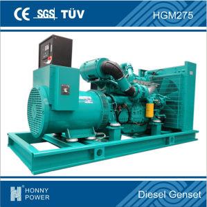 generatore silenzioso del diesel di utilizzazione delle terre del motore 200kw di 50Hz Googol
