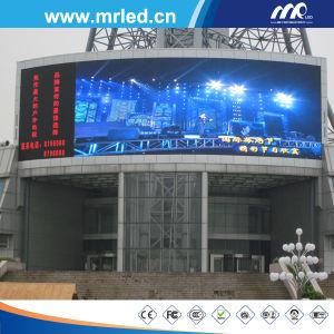 Outdoor pleine couleur P4 mm Affichage vidéo LED