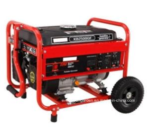 beweglicher Garten-Generator des Benzin-6500W