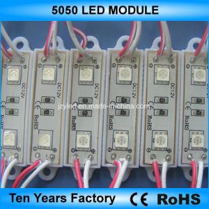 12V 2 микросхемы 5050 светодиодный модуль для поверхностного монтажа
