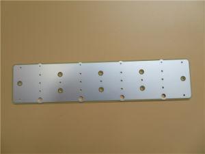 液浸銀製PCBは二重味方された銅との0.8mm Fr4を構築した