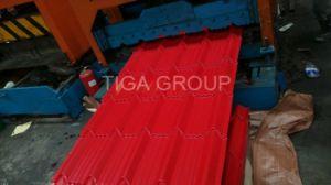 De Tegel van het Dakwerk van de Staalplaat van de Bouwmaterialen PPGI/PPGL van de Tegel van de stap
