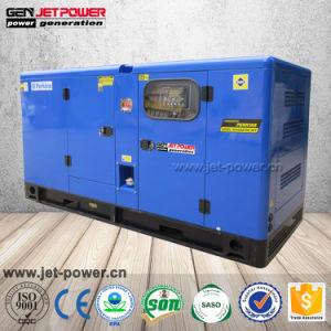 単一フェーズ60Hz 110V/220V 120V/240V 10kw 10kVAの無声ディーゼル発電機