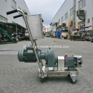 Los pequeños industriales de acero auto eléctrico Caliente el aceite de la bomba de engranajes