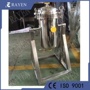 304 ou 316L de água em aço inoxidável Filtro de titânio