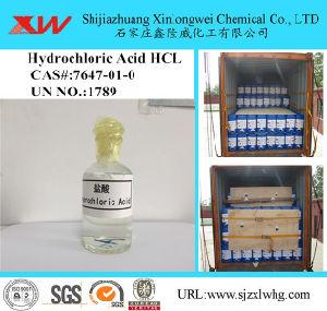 (De Fabrikant van ISO) Mijnbouw, Hydrochloric Zuur 32% van het Gebruik van de Olie