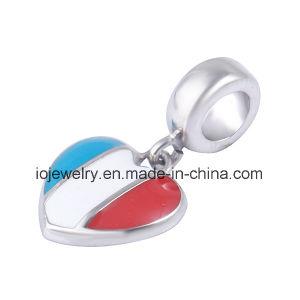 De Charme van de Vlag van Canada van de douane voor de Halsband van de Tegenhanger
