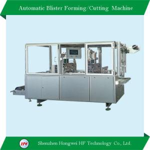 Blíster automática Máquina de corte y formación