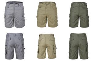 Загар тактические военные Дышащий Multi-Pockets охоты мужские шорты