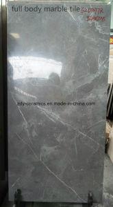 昇進の磁器完全なボディ大理石のフロアーリングの石のタイル