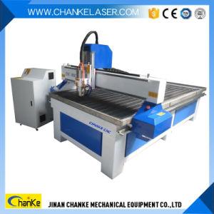 1300x2500mm Alumnium Metal acrílico madeira madeira máquinas CNC
