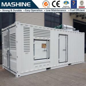 generatori diesel silenziosi 1100kw da vendere - Cummins ha alimentato