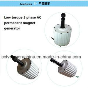 2000W AC 48V低いRpm永久マグネット発電機か交流発電機(SHJ-NEG2000)