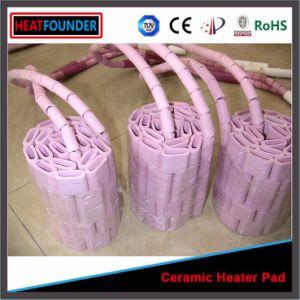 最上質の前溶接の熱処理の陶磁器のヒーターパッド