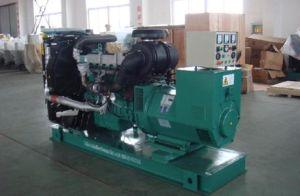 400kw öffnen Typen elektrischen Dieselgenerator des Generator-Set/500kVA