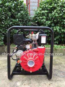 Китайский передвижного дизельного двигателя водяного насоса высокого давления 2
