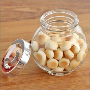 100 мл-500мл очистить стекло Spice банок бутылки для хранения продуктов с металлической крышки багажника