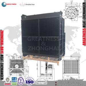 Coummicationのデータセンタのディーゼル発電機のラジエーター