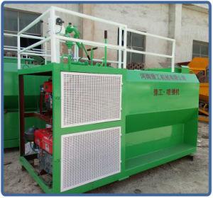 Sementes de Grama grande máquina Máquina Hydroseeding de Pulverização