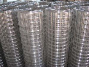 熱い販売のぎざぎざ自由で強い身に着け抵抗のステンレス鋼の溶接された金網