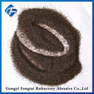 Bruine Gesmolten Alumina/Bruin Korund met Uitstekende kwaliteit