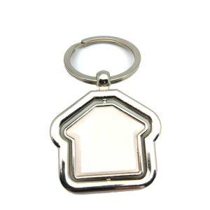 X 2K 귀여운 Haus 금속 RFID Keychain KAB37 플러스 13.56MHz MIFARE