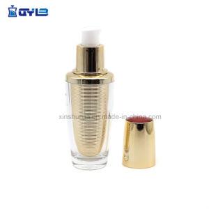 Verschillende Capaciteiten van het Unieke Schoonheidsmiddel dat van de Luxe UV Plastic Flessen verpakt