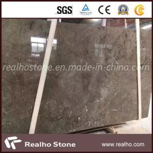 Barata de mármol de color gris gris Luna Mármol para suelos de cuarto de baño