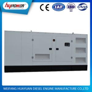無声ディーゼル発電機150kVAはリカルドシリーズディーゼル機関によってセットした