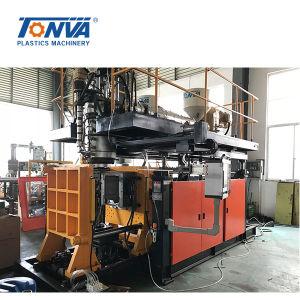 Extrusão de produção Oilcan plástico Sopradora Tipo Acumulador 30L