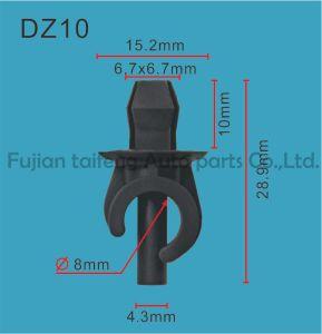 Berufs- Standardbefestigungsteil-Nylonselbstbefestigungsteil-u. Pedal-Plastikclip u. Selbstersatzteile