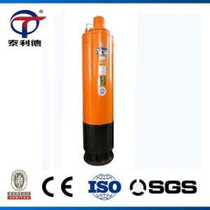 Wqn construido- Non-Clogging automático de la agitación de la bomba sumergible de aguas residuales