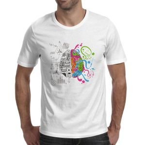 스크린 인쇄는 자신의 t-셔츠를 만든다