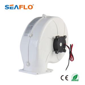 Ventilador silencioso, Water-Resistant, 12 Volts